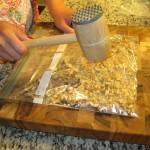 Recipe 1.1:  Fettucine with Walnuts