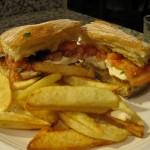 Recipe 3.1: Caprese Sandwiches with Potato Fries
