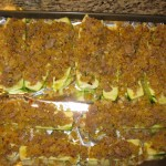 Recipe 17.4: Stuffed Zucchini with Pasta