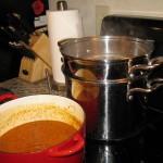 Recipe 5.2:  Spaghetti with Creamy Tomato Sauce