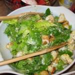 Recipe 17.2: Chicken Caesar Salad