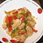 Recipe 5.1:  Chicken Stir-Fry with Brown Rice