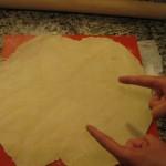 Recipe 6.1:  Italian Stromboli