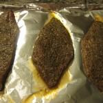 Recipe 10.3: Steak Sandwiches and Pears