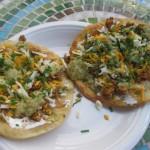 Recipe 11.1: Homemade Tostadas with Tomatillo Salsa