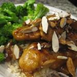 Recipe 12.1: Savory Peach Chicken with Broccoli