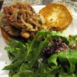 Recipe 14.3: Steakhouse Chicken Burger