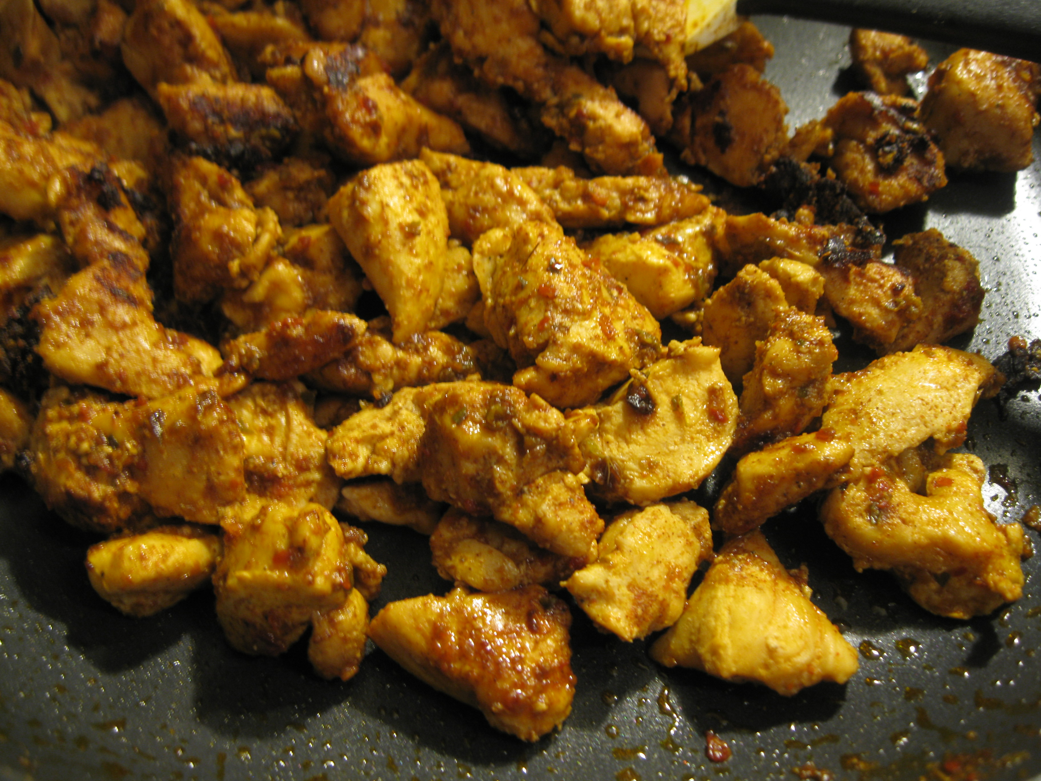 Recipe 15.2: Chicken Quesadillas with Homemade Pico de Gallo