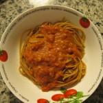 Recipe 15.4: Pasta with Vodka Cream Sauce