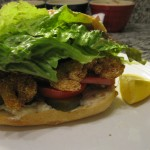 Recipe 16.3: Shrimp Po'Boys