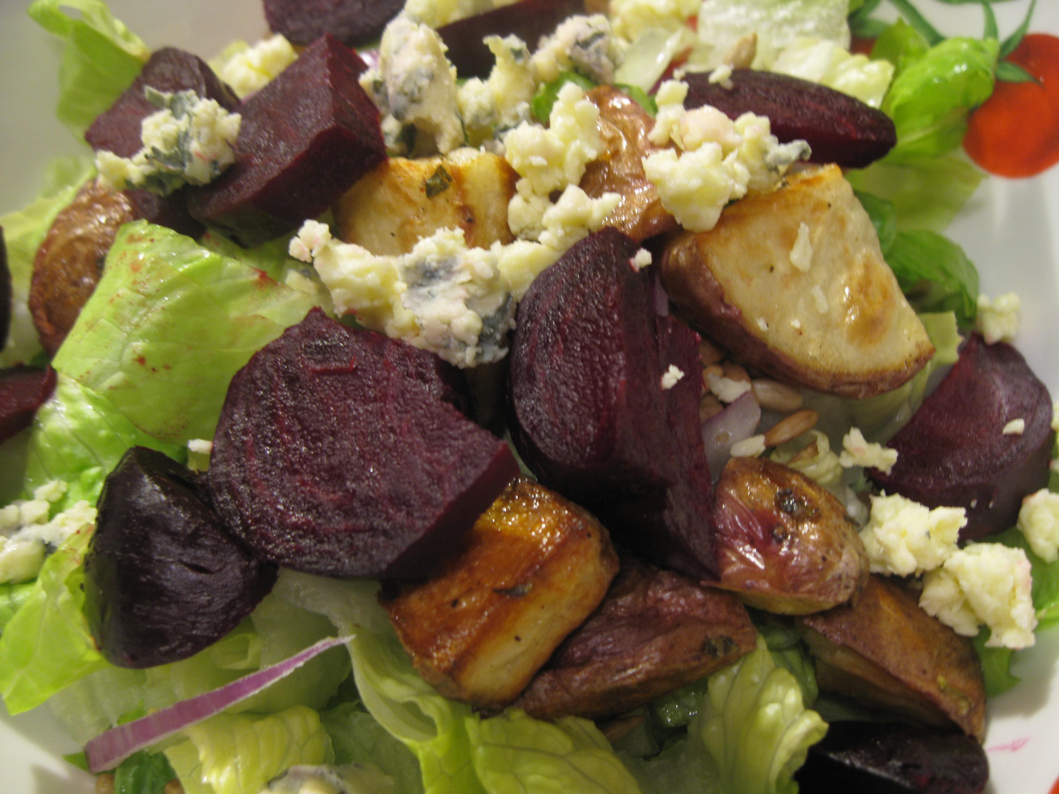 Recipe 19.1: Hearty Winter Salad