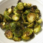 Recipe 20.4: Sour Cream Chicken with Roasted Brussels Sprouts
