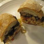 Recipe 22.4: Portabella Mushroom Sandwiches