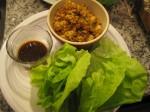 Recipe 24.1: Chicken Lettuce Wraps