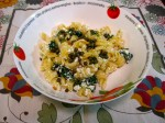 Recipe 24.2: Gemelli with Ricotta, Spinach, and Capers