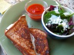Recipe 24.3: Italian Grilled Cheese Sandwiches
