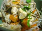 Recipe 25.1: Sesame Ginger Pork with Soba Noodles