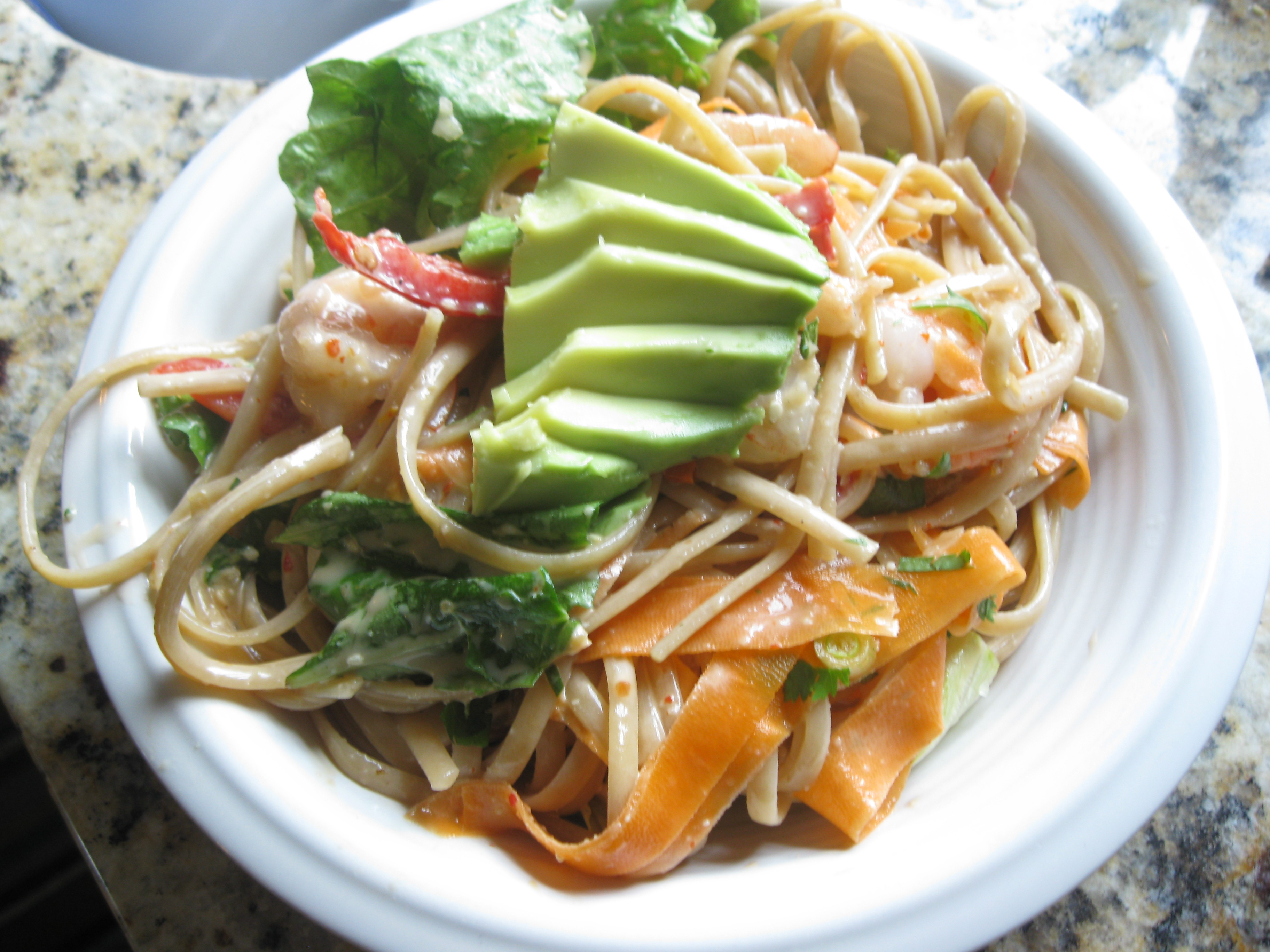 The Best Asian Salad You'll Ever Eat