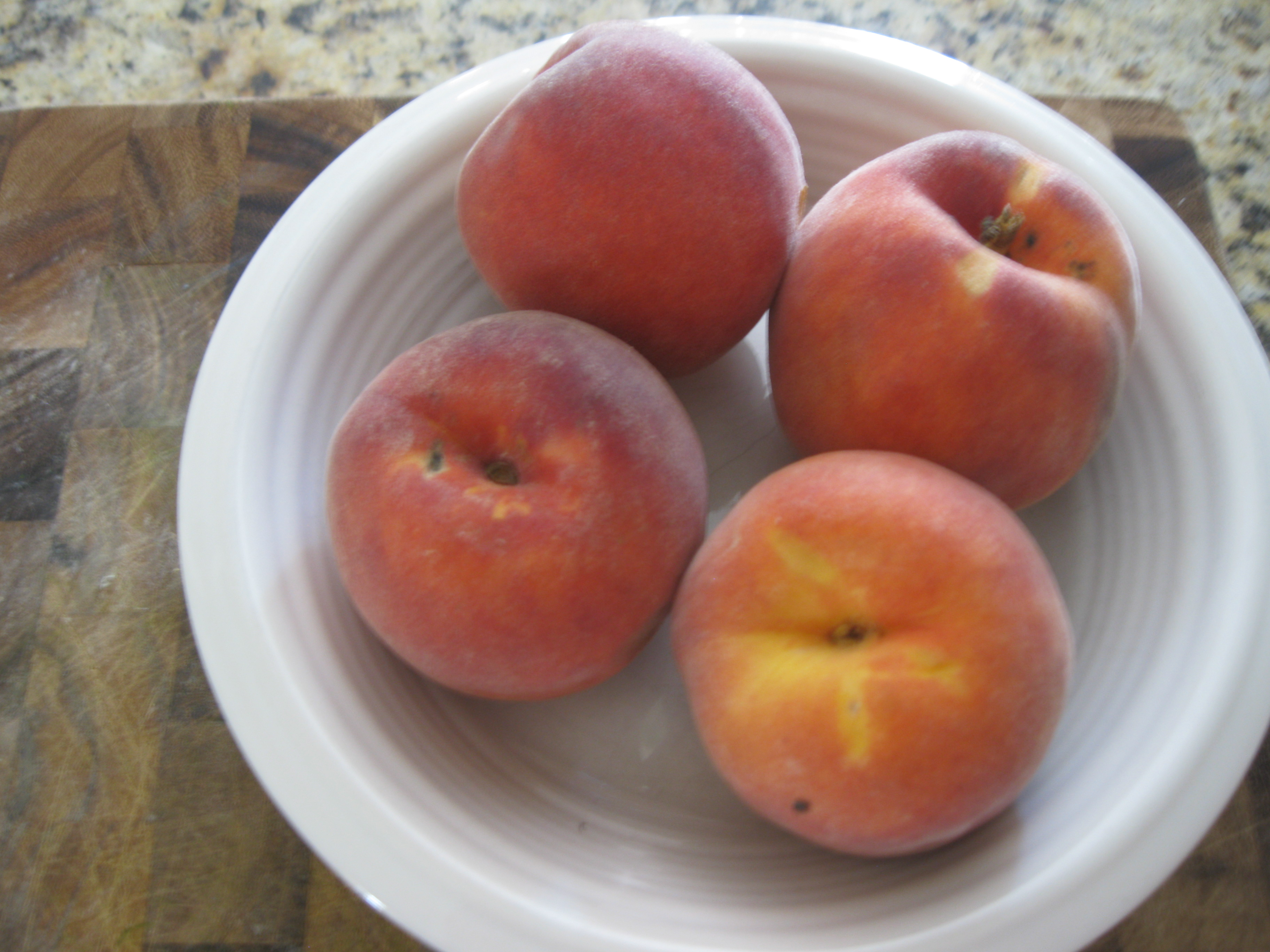 Drowning in Peaches
