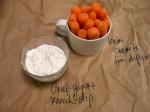 Snack #3: Ranch-style Greek Yogurt