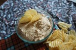 French Onion Football Dip